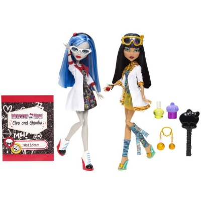Гулия и Клео В Классе (Cleo De Nile and Ghoulia Yelps)